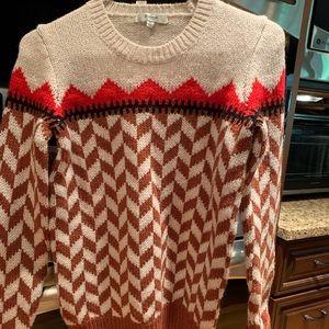 Madewell sweater XS